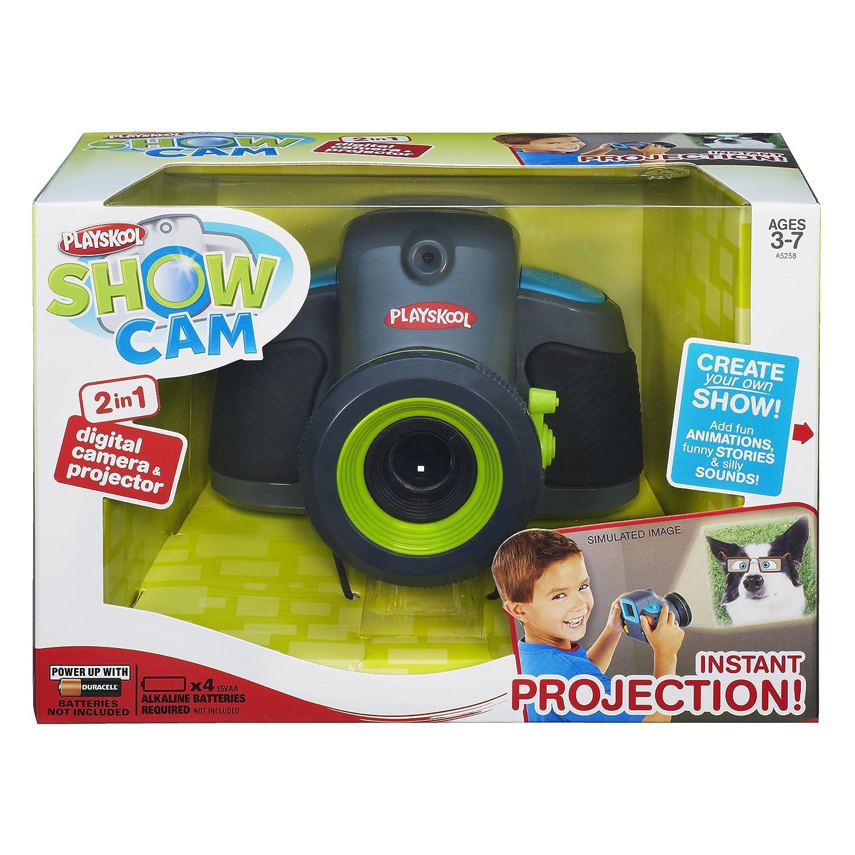 Playskool Showcam 2-in-1 Digital Camera and Projector