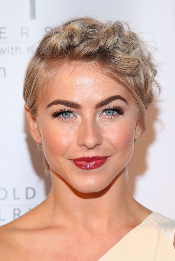 Chic Celebrity  Short  Hairstyles  for Your New Haircut