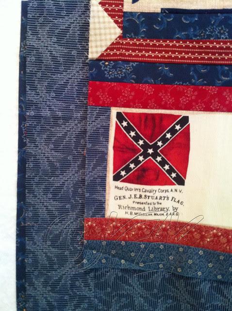 IMG_3030 Gettysburg Battle Flag quilt