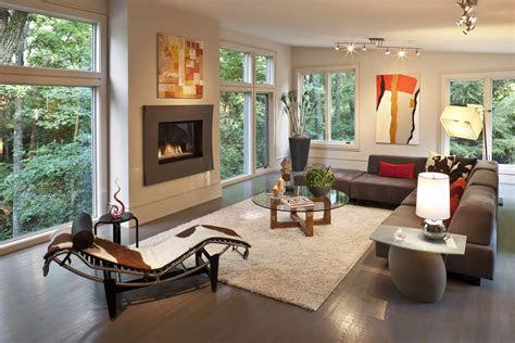 living room  dark wood floors homesfeed