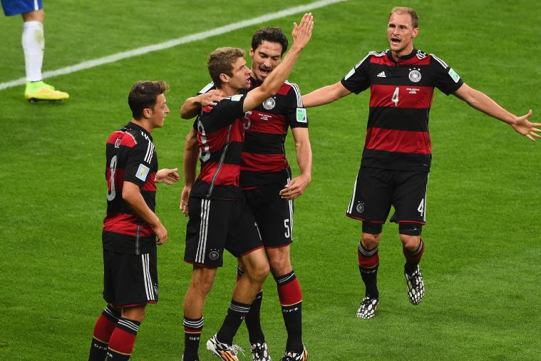 Brazil vs. Germany: Goals, Highlights from World Cup Semi-Final Match