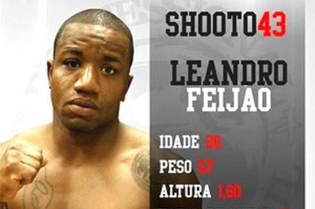 Lutador brasileiro de MMA morre após passar mal em pesagem Reprodução/