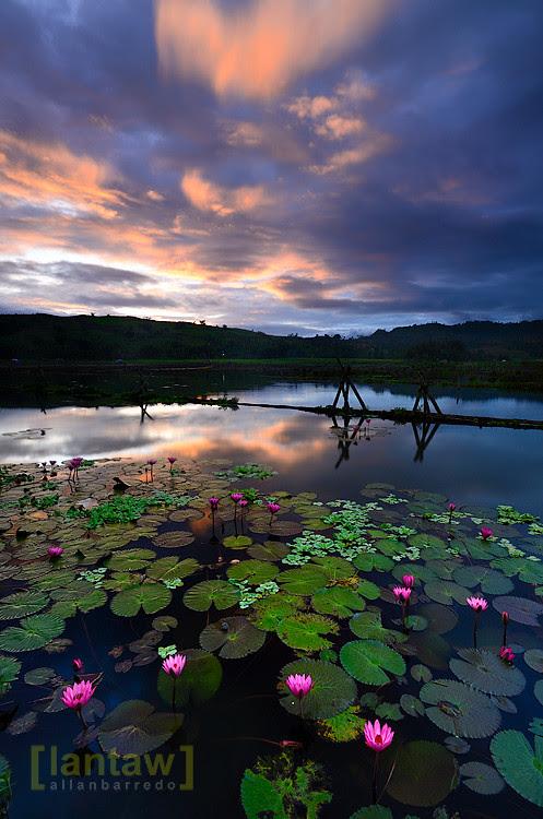 Lake Seloton: Sunrise Lake