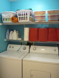 3 Steps to an Organized Laundry Room - Organize to Revitalize!