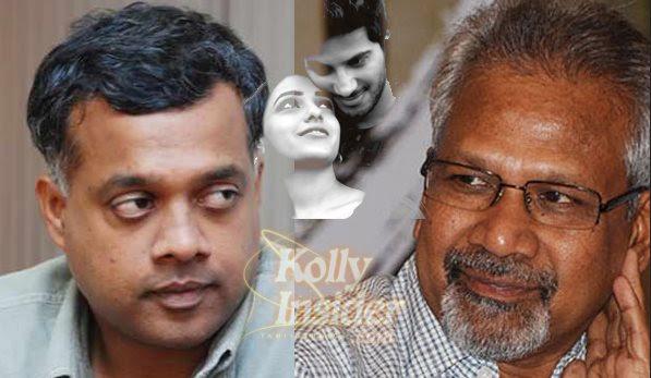 Gautham Menon shower praises on Mani Ratnam
