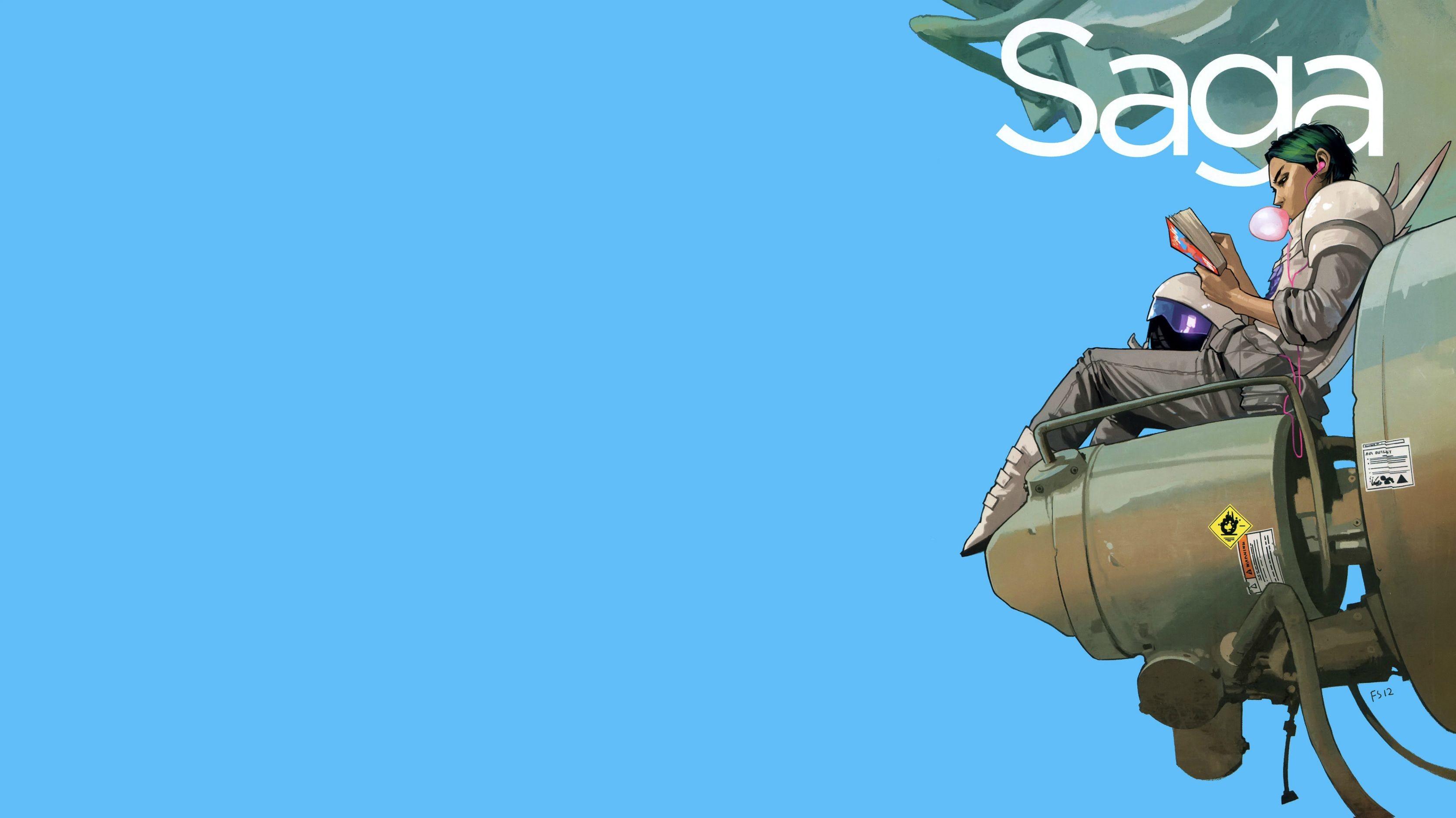 Saga Comic Wallpaper 69 Images
