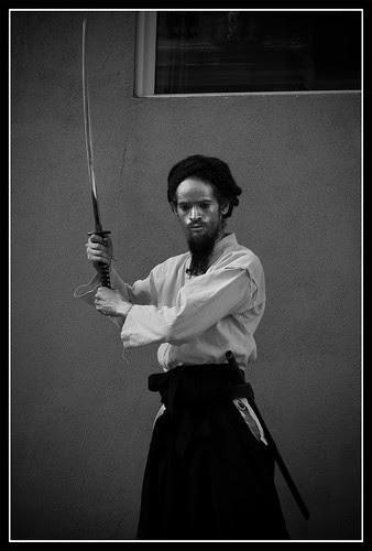 Samurai o Rastafari