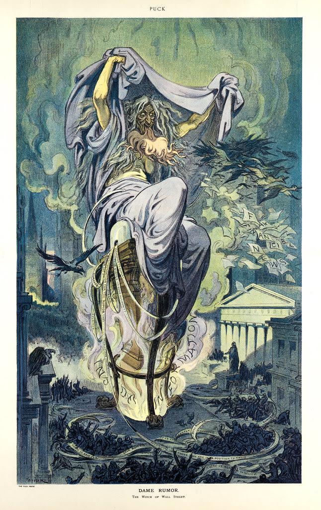 Udo J. Keppler - Illustration in Puck, v. 66, no. 1697 (1909 September 8), centerfold