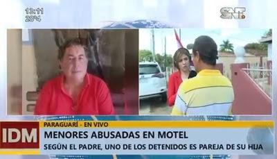 Resultado de imagen para Imputan a sexagenarios hallados con dos menores en motel