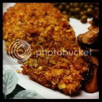 Crunchy Baked Catfish @ Hickory Ridge Studio