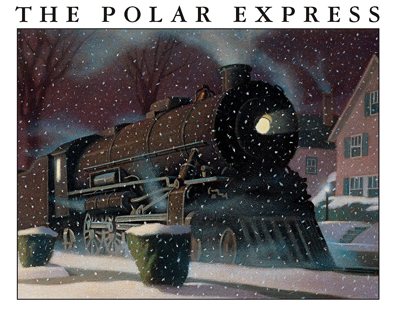 The Polar Express  {Reading List}