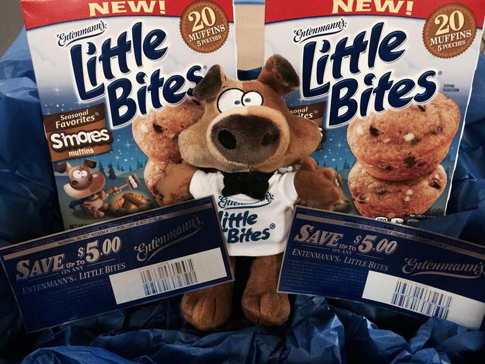 Entenmanns Little Bites Smores Giveaway, Ends 6/28