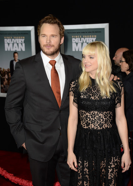Chris Pratt - 'Delivery Man' Premieres in Hollywood — Part 2