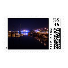 Whitehouse Pier, Barbican, Plymouth stamp