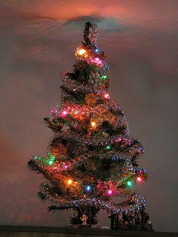 Christmas tree, choinka 2005
