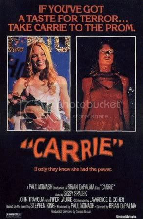 Carrie movie photo: Carrie Carrieposter.jpg