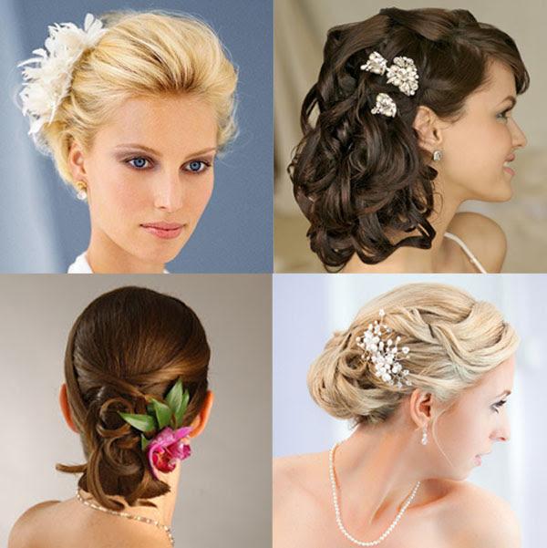 Wedding Hairstyles For Medium Hair | Best Wedding Hairs