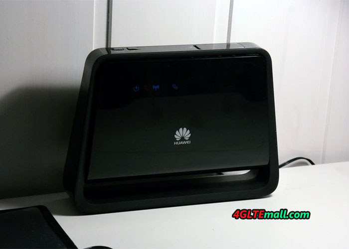 4G Mobile Broadband: Huawei B890 4G LTE Router Test