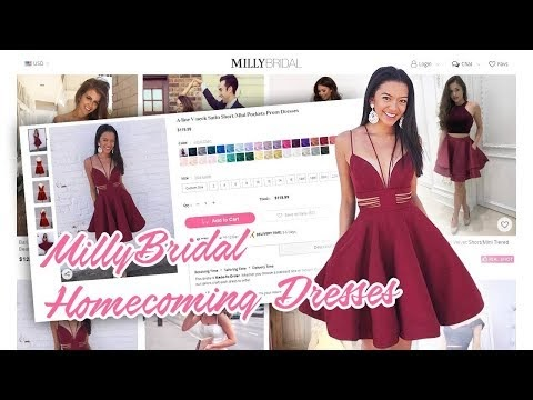 Homecoming Dresses | Buying Affordable Homecoming Dress Online
