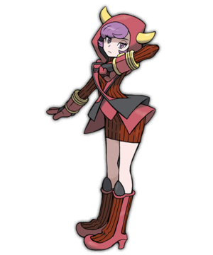 Pokémon Omega Ruby and Pokémon Alpha Sapphire Team Magma