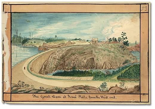 Jones Falls 1841