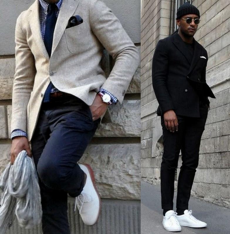 Resultado de imagem para homem look colorido com sapato branco