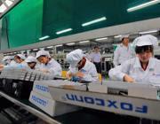 La fabbrica Foxconn di Shenzhen