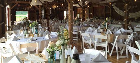 Elegant Barn Wisconsin Wedding Venue   Dog Friendly