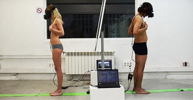 Una máquina para intercambiar los cuerpos