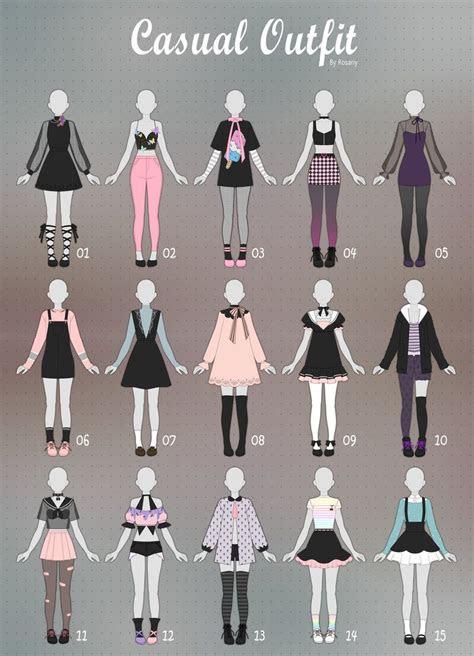 pin  vivienne maestrado  fashionable anime drawing
