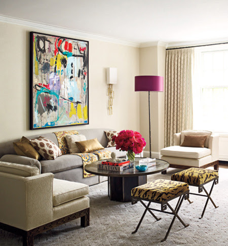 Round Coffee Tables | Feng Shui Interior Design | Get ...