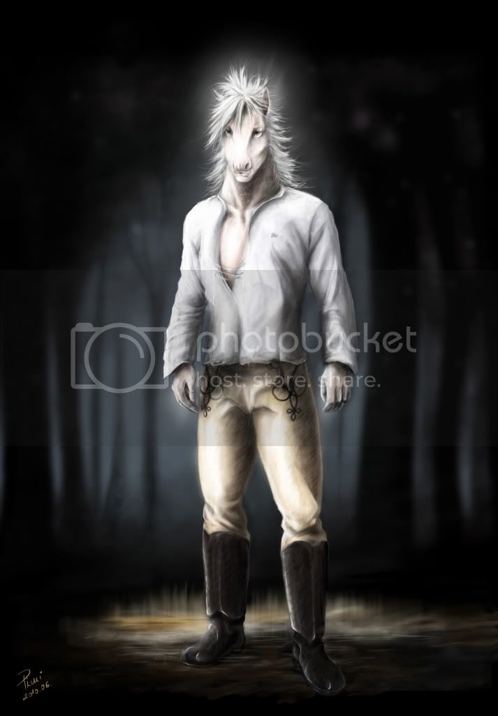 Son of the White Horse