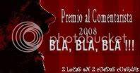 Prémio concedido em 10.09.2008, por Graciela, do Blog Palomas de Papel