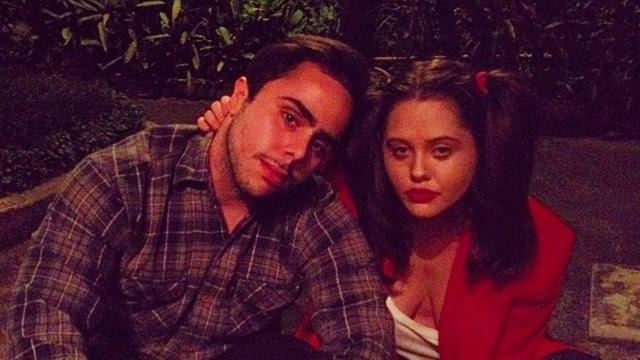 Krishna Gomes e Gabriella Garcia estão namorando