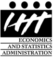Economics and Statistics Administration Logo