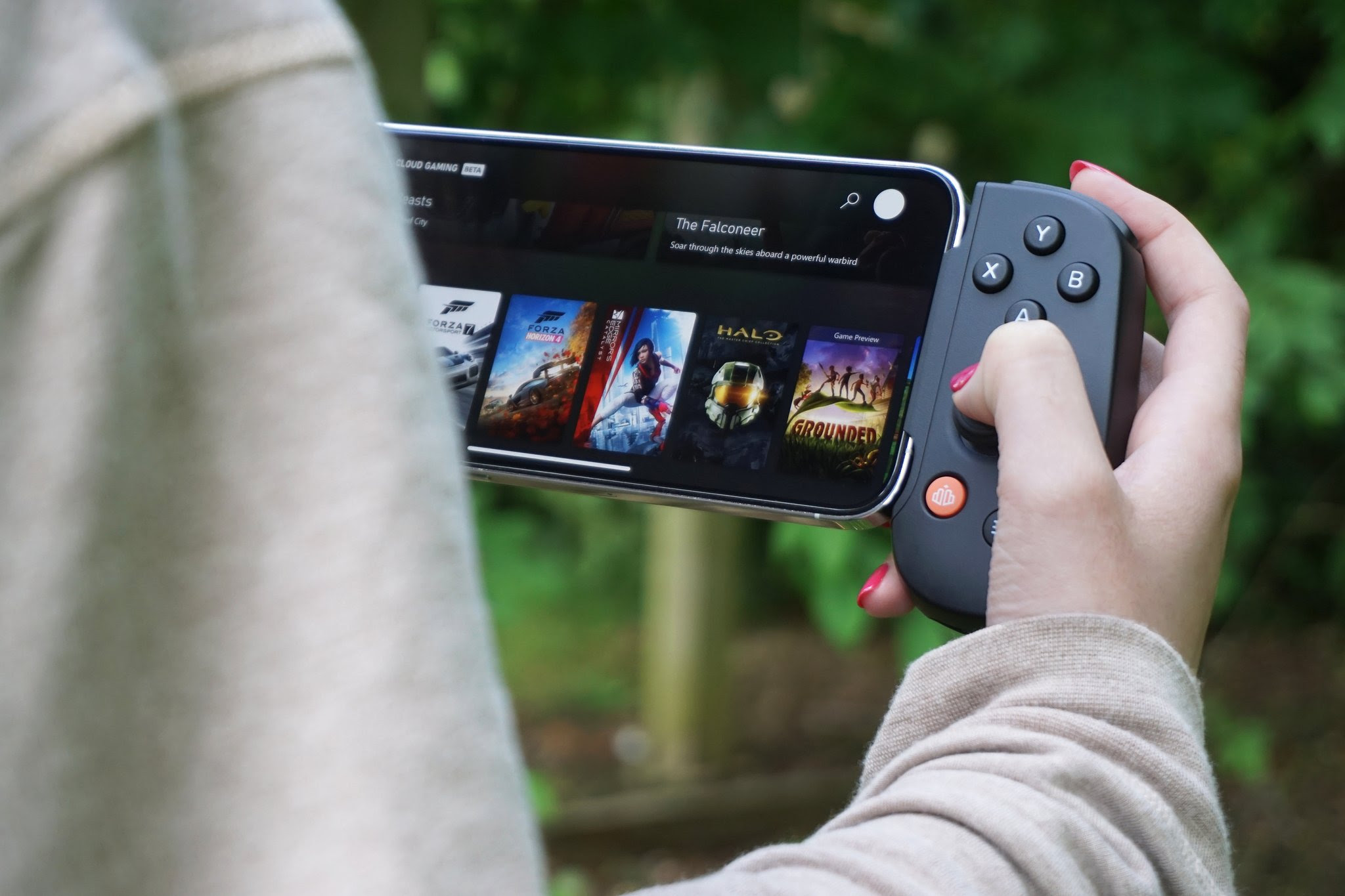 Backbone One review: The best iPhone controller for Xbox Cloud Gaming