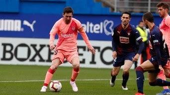 Barcelona Contra Eibar / Barcelona Vs Eibar 4-0 2017/1/23 - YouTube