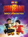 LEGO DC : Shazam Magic and Monster (2020) English 480p 720p 1080p WebRip Full Movie