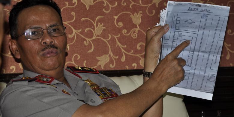 Kepala Kantor Kemenag Tolikara Benarkan Surat Edaran GIDI