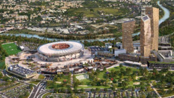 """Stadio della Roma, la Raggi: """"C'è il rischio di una causa multimilionaria"""""""