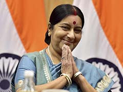 Our Engagement With World in Politics Will Intensify: Sushma Swaraj
