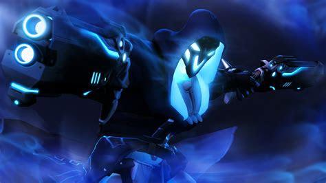 reaper overwatch art  hd games  wallpapers images