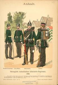 Germany, Anhalt, 1833-97 Digital ID: 1503525. New York Public Library