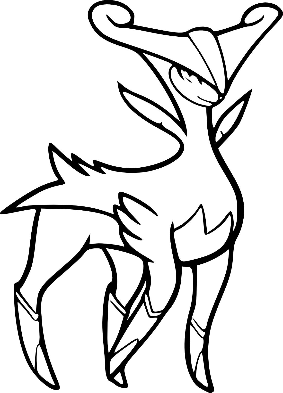 Coloriage pokemon gratuit dessin a imprimer 268