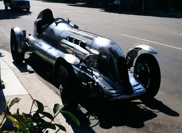 Jay Leno's Bentley Speed Six