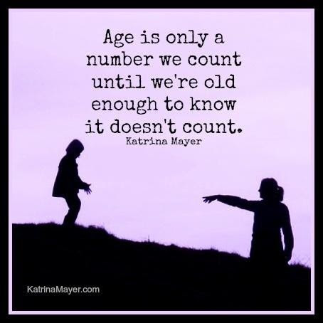 Age Is Just A Number Quote Quote Number 733429 Picture Quotes