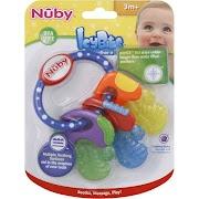 Nuby IcyBite Teether, 3m+