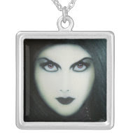 Gothic Vision Necklace necklace