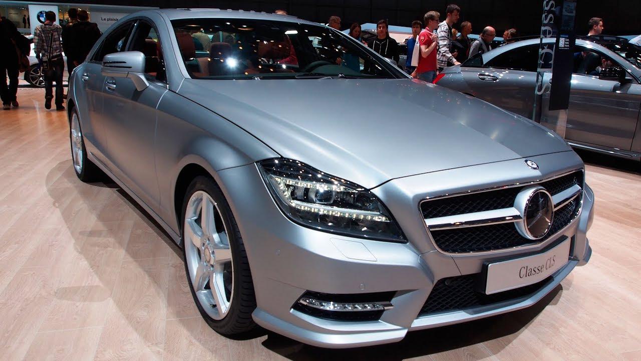 2014 Mercedes Benz CLS 500 4matic - Exterior and Interior ...