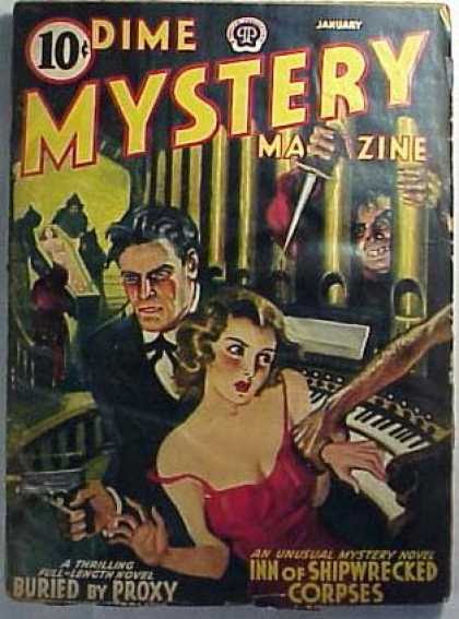 Dime Mystery 35